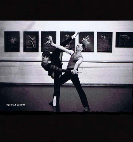 Spectacles UTOPIA Ecole de Danse