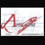 Logo ArtigianoGilles.ch ©2012 site UTOPIA ©2016
