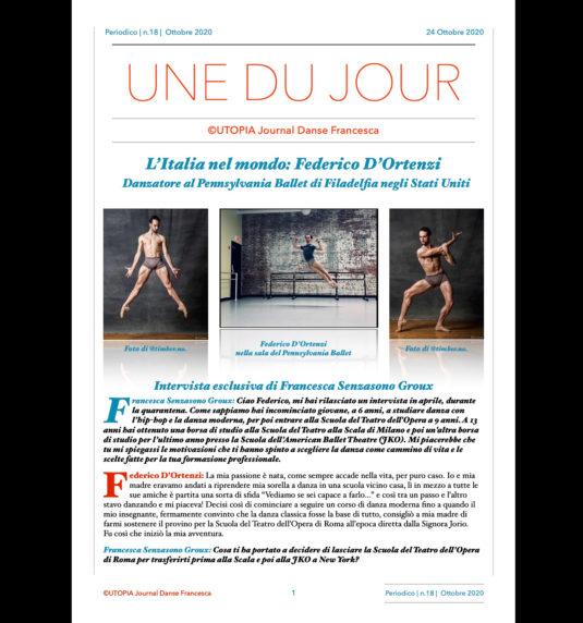 ©Utopia Journal Danse Francesca versione italiana